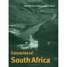 Estuaries of South Africa Hardcover Cambridge University Press 9780521584104