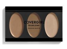 CoverGirl Trublend Contour Palette Light 0.28 Oz Highlight Bronzer NEW SEALED