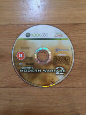 Call of Duty Modern Warfare 2 (MW2) for Xbox 360 *Disc Only* Xbox One Compatible