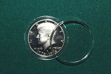 5 Airtite Direct Fit Coin Holder Capsules T30 For Half Dollar Like KENNEDY - NEW