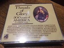 Threads Of Glory: 200 Year Of America [4 CD Set] New/Sealed
