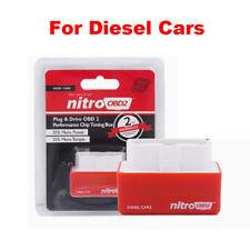 Nitro Power Diesel Chip Tuning OBD2 Performance ECU réaffecter PLUG IN BOX