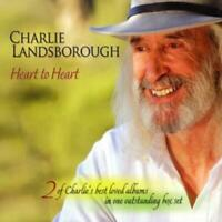 Charlie Landsborough : Heart to Heart CD 2 discs (2008) FREE Shipping, Save £s