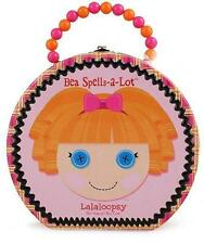 Lalaloopsy Birthday Party Favor Gift Lunch Box Tin Purse - Bea Spells-A-Lot