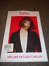 LIZZY CAPLAN - LULA MAGAZINE - ISSUE 22