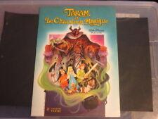 album figurine panini taram et le chaudron magique edicola completo originale