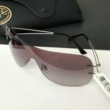 1d978d964ed Gradient Rimless 100% UV Sunglasses for Women