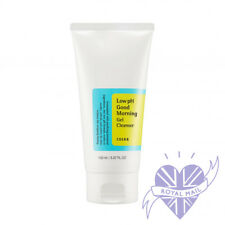 COSRX Low pH Good Morning Gel Cleanser 150ml + Free Sample, 480+ Sold UK Seller!
