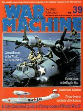 WAR MACHINE MAGAZINE ·  ISSUE 39 of the Orbis Encyclopedia of Military Weapons