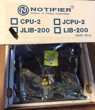 NOTIFIER JOHNSON CONTROLS LIB-200 FIRE ALARM LOOP INTERFACE BOARD JLIB-200
