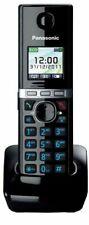 Panasonic KX-TG8061 KX-TG8061E Cordless Phone Expansion Handset Black