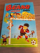 Vintage Retro Annuals 2x Dandy 1980 and 1983 plus 1 x Beano 1980