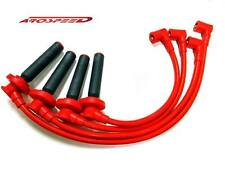 AROSPEED TRIPLE CORE 10.2mm Ignition Leads Wires AE92 Corolla/Sprinter 4A-GE 16V