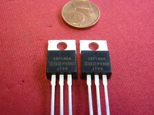 Transistor irf1404 mos N-FET 40v 162a to-220 carcasa 2x 24883-160