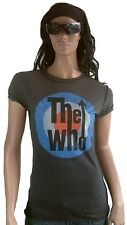 AMPLIFIED THE WHO Target 68 70'er Cult Rock Star Vintage Designer T-Shirt g.M 40