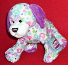 Webkinz Web Kinz Peace Out Puppy Pup NWT New with Sealed Tag!