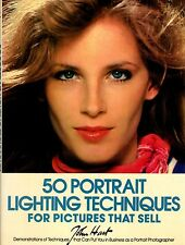 O.o 8950 PORTRAIT LIGHTING TECHNIQUES FOR PICTURES THAT SELL by John Hart (1983)