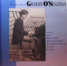 GILBERT O'SULLIVAN The Very Best Of LP