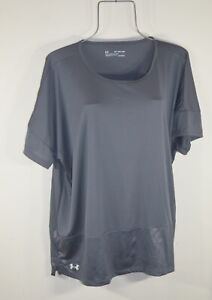 Under Armour Women's T shirt 3XL Loose fit UA Camo / Steel NWT