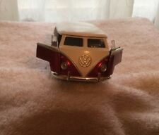 Jada Volts Wagon Bus Red Bottom /White Top Number 91383