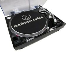 Audio-Technica AT-LP120-USB Direct-Drive Pro Stereo Turntable USB/Analog Black