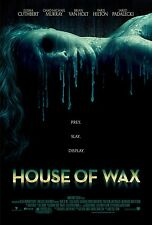 House Of Wax movie poster : Paris Hilton poster : 11 x 17 inches : Horror
