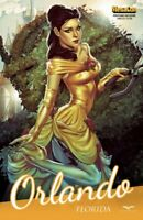 SOLD OUT: GRIMM FAIRY TALES #5 - MEGACON ORLANDO BELLE COSPLAY EXCLUSIVE