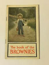 RARE ! catalogue KODAK 1911  book of brownies