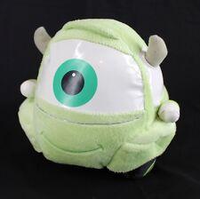 Disney Store Cars Mike Wazowski Monsters Inc Green Plush Stuffed Animal Toy