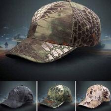 Cappello da Baseball con Visiera Mimetico Militare Tattica Camuffamento Berretto