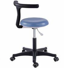 Dental Medical Office Stools Assistant's Stools Adjustable Nurse Chair PU