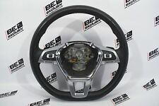 VW Touareg III Cr7 Multi Function Steering Wheel Leather Rocker Switches