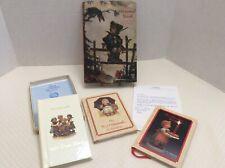 Vintage Goebel Hummel Club Collection Of 4 Books . See Description for Listing
