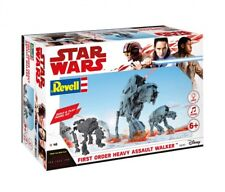 Star Wars VIII Revell 06761 - Build & Play,  First Order Heavy Assault Walker