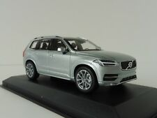 Volvo Xc90 2015 Electric silver 1 43 Model 870053 NOREV