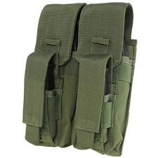 Condor Double 7.62 Kangaroo Mag Pouch Olive MA71-001