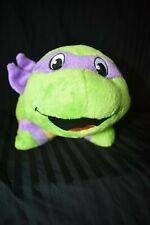 Pillow Pets Dream Lites Teenage Mutant Ninja Turtle Donatello Plush EUC