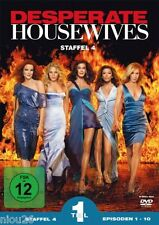 DVD coffret Desperate Housewives - Staffel 4, Teil 1 [3 DVDs]