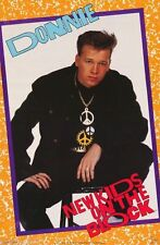 New Kids on the Block # 16 - 8 x 10 Tee Shirt Iron On Transfer Donnie Wahlberg