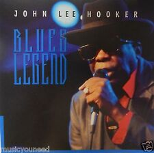 John Lee Hooker - Blues Legend (CD,1995, MCA) Blues - Near MINT 9/10