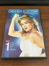 Carmen Electra's Aerobic Striptease (DVD)