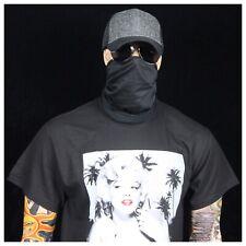 Face Mask Tube Bandana Neck Gaiter Headwear Snood Washable Scarf Biker Beanie