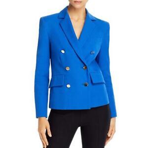 Derek Lam 10 Crosby Womens Business Double-Breasted Blazer Jacket BHFO 2139