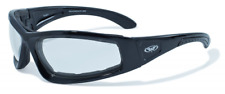 Transition Clear to Smoke Lenses ANSI Z87.1 Safety Glasses Industrial Work