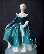 "Royal Doulton Figurine Janine  HN 2461  7-1/2""  tall   (Mint Condition)"