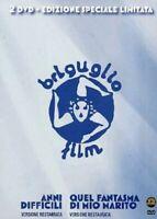 Dvd BRIGUGLIO Film Anni Difficili + Quel Fantasma di mio Marito (2 Film DVD)