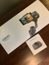 DJI Osmo Mobile 2 Handheld Smartphone Gimbal - Gray plus Base