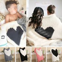 Anti-cold Bunny Kids Baby Napping Blanket Rabbit Bedding Wrap Soft Cover Throws