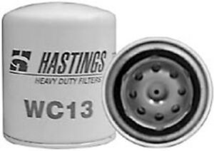 Cooling System Filter Hastings WC13