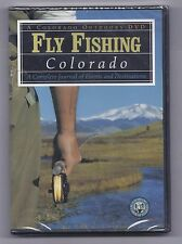 fly fishing colorado: a complete Journal Of Events and Destinations DVD RARE OOP